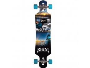 "Rhum Aruba Drop-Thru 39"" Dream longboard 2016"