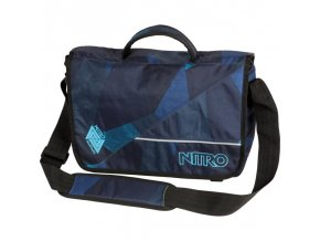 Nitro taška přes rameno Evidence Bag fragments blue