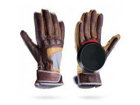 Loaded rukavice na longboard RACE Gloves black L/XL