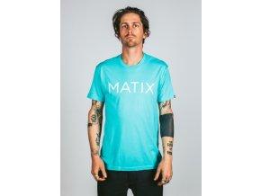 Matix triko Monoset S15 T-Shirt teal
