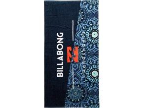 Billabong plážová osuška Slash Towel Large navy 17/18