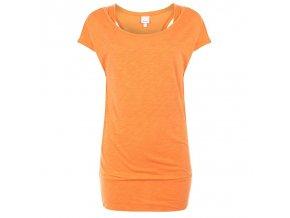 Bench tričko Thenagain Orange