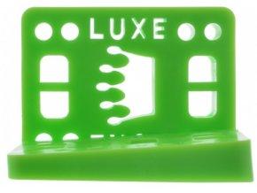 "Luxe podložky na longboard úhlované Wedge Riser green 1/2"" 2ks"