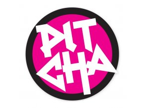 nalepka pitcha logo team sticker 10cm