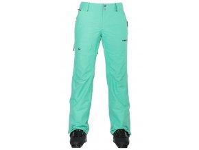 Armada dámské snow kalhoty Kiska Gore-Tex Insulated Wintergreen 17/18