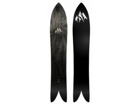 Jones Lone Wolf Black snowboard 17/18