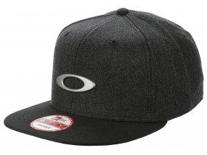 Oakley kšiltovka O-Justable Metal Cap Jet Black