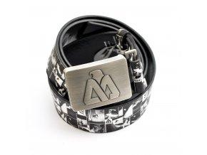 Matix pásek TSM belt white